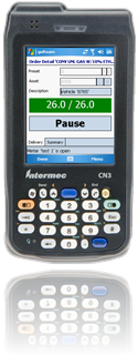 fleet fueling metered delivery handheld