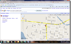 google maps geocode via address