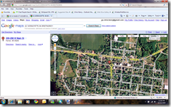google maps geocode via GPS
