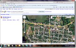google maps geocode via GPS